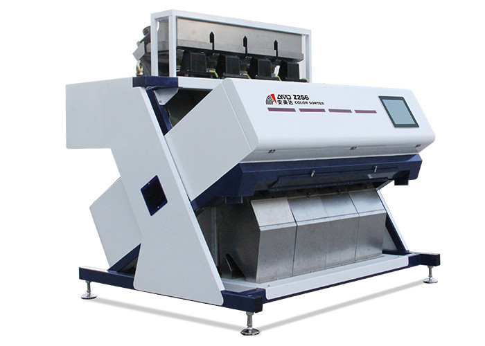 RC4 Grain Peanut sorter Machine With Humanized Touch Panel Easy To Learn