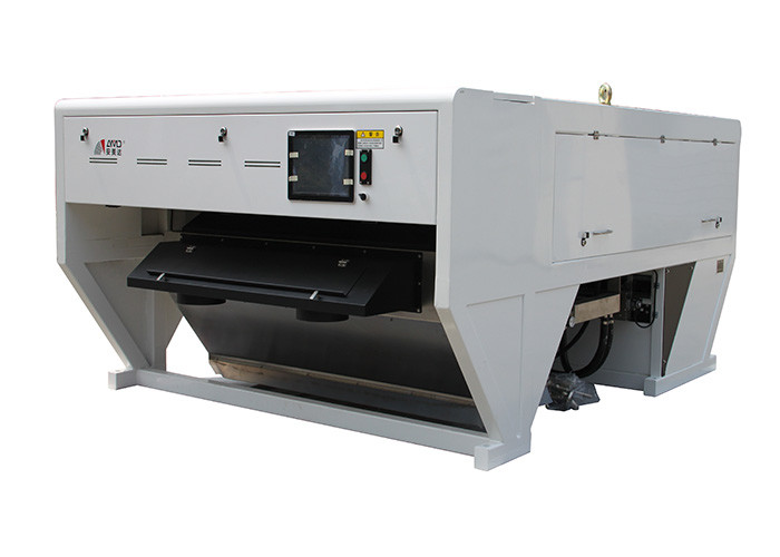 BS1200DY Belt CCD Color Sorter Machine RGB Technology Identify Micro Defects