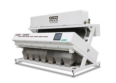 ZK560 Model Rice Color Sorter Machine RGB Camera 380mm Super Width Chute
