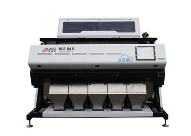 AMD 1.3 - 2.2 KW Rice Color Sorter Machine RC5 High Capacity High Accuracy