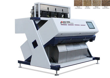 Çin RC4high End Wheat Color Sorter Machine Rustproof Aluminum Alloy Materials Fabrika